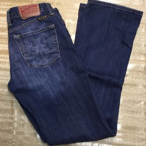 Lucky Brand Jeans Regular Inseam Size 4/27